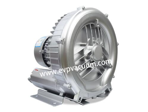 Industrial side channel blower