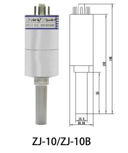 Zj-10 Vacuum Gauge Tube