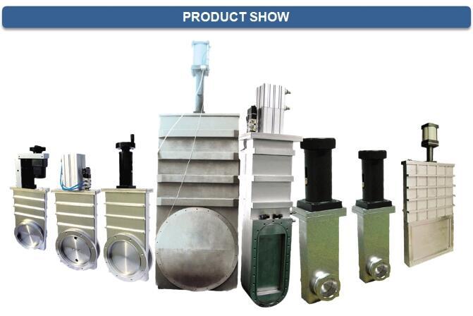 vacuum valve product show