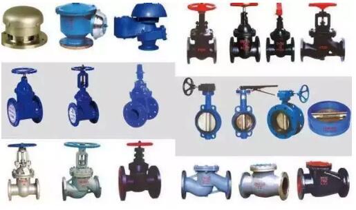 vacuum valves classification