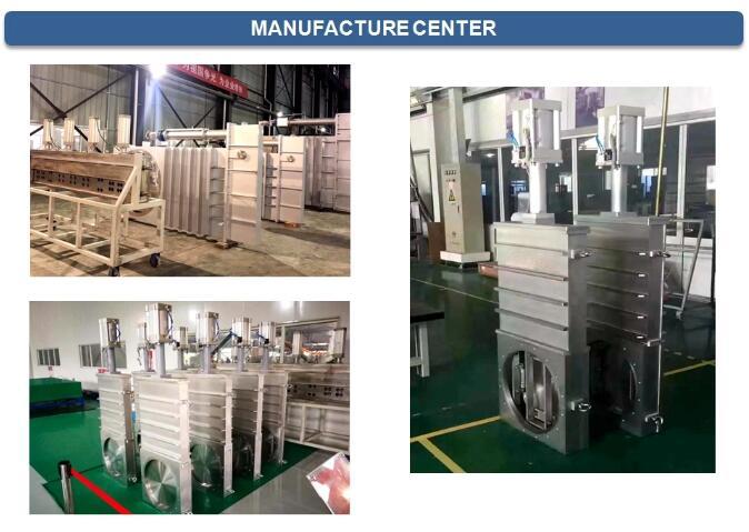 vacuum valve manufacture center