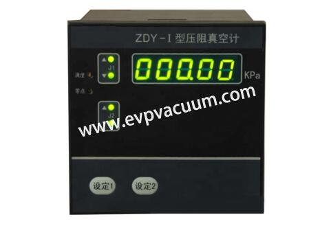 AGC-104 high-performance digital vacuum display gauge