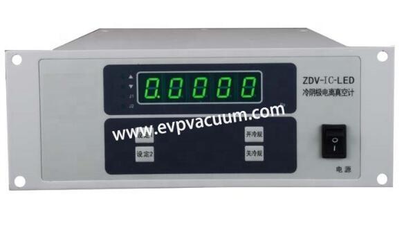 Ionization vacuum gauge