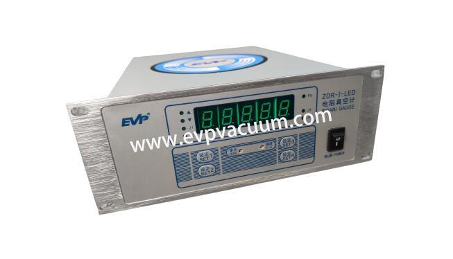 Compound vacuum gauge