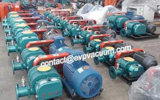 Blower in water purification equipment system