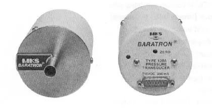 Capacitance gauge