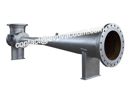 Air jet vacuum pump