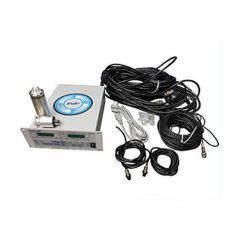 Resistance and ionization compound vacuum gauges
