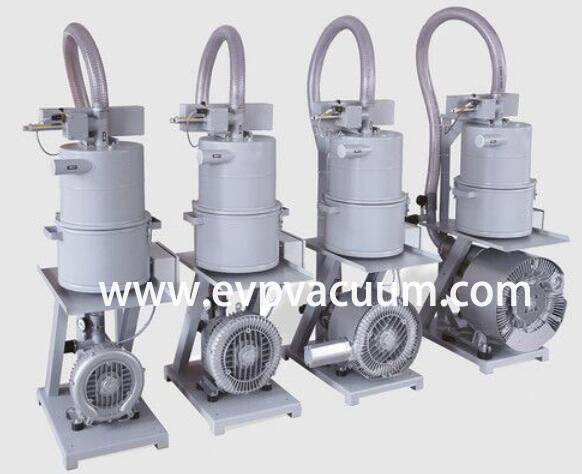 Side Channel Blowers Used for Hopper Loader Conveying System