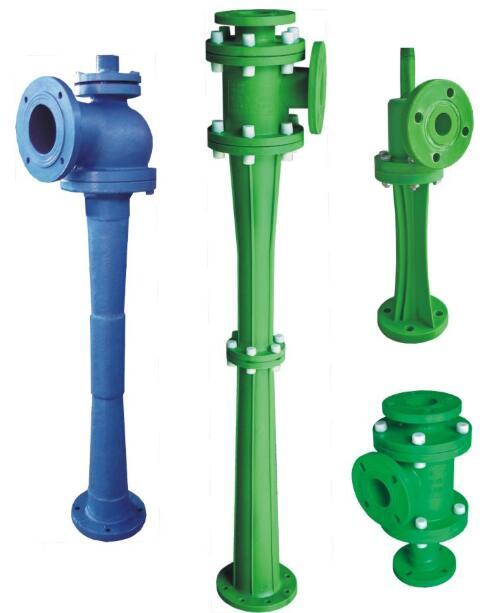 Steam jet vacuum pump in oil industry
