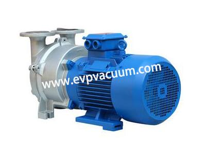Vacuum pump for vacuum conveyors