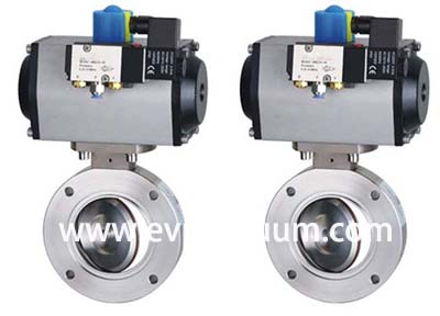 electric high vacuum butterfly valve selection guide