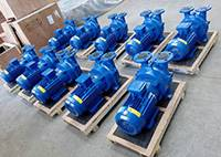 liquid ring vacuum pump used In Daily chemical industry