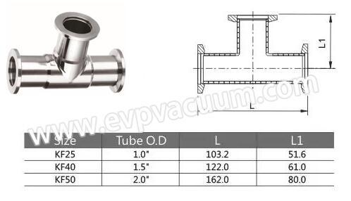 Stainless Steel Tee Pipe Fittings
