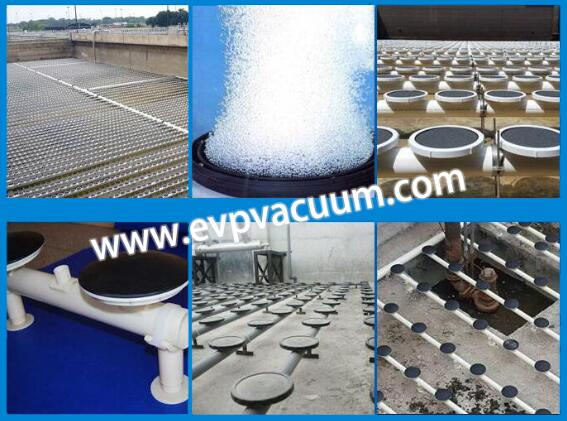 Disc Diffuser EPDM Product application
