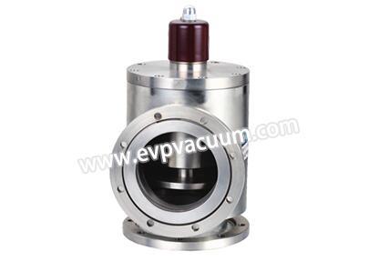 Solenoid vacuum pressure pneumatic valve