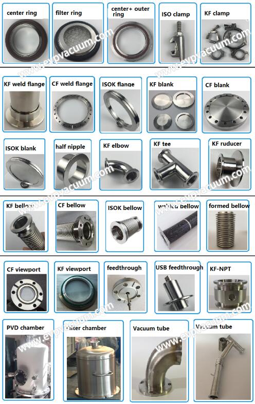 Stainless steel bellows related products