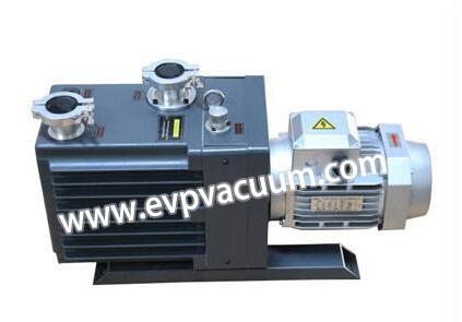 Vacuum pump for vacuum concentrator