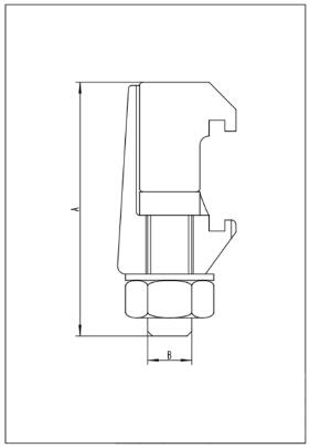 ISQ caliper bolts size