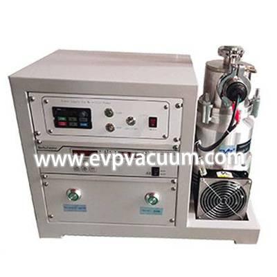 Mechanical pump + molecular pump