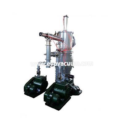 Vacuum unit used in rare metal metallurgy