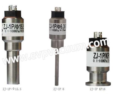 ZJ-1P piezoresistive gauge
