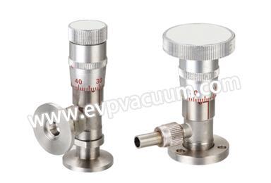 micro-metering valve
