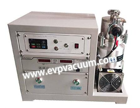 Effect of pumping time on high vacuum system