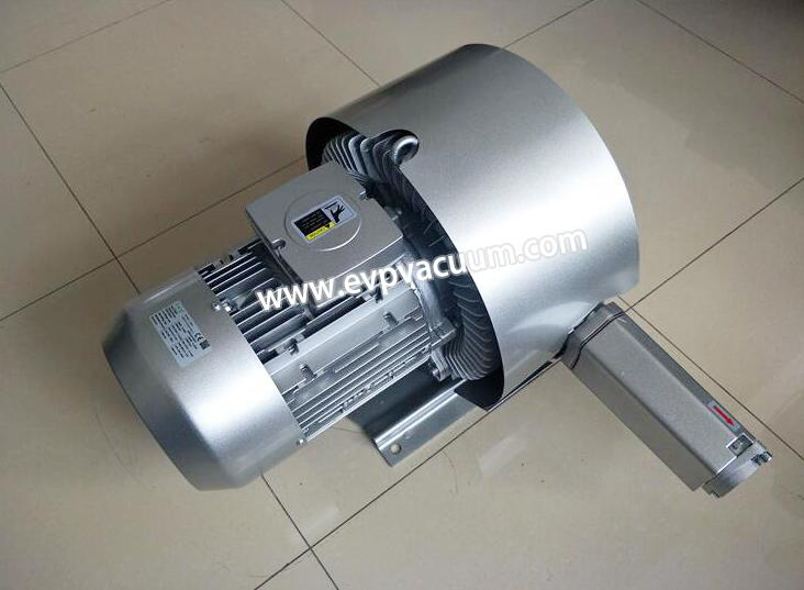 Air blower for aeration of sewage-treatment plants
