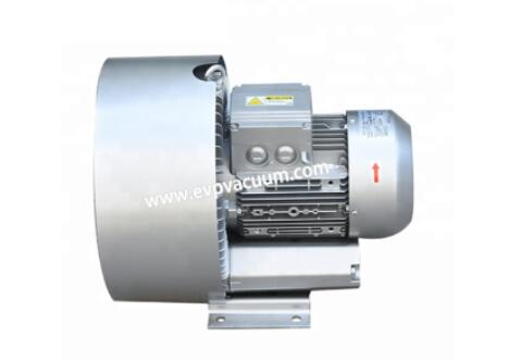 Air blower for food processing