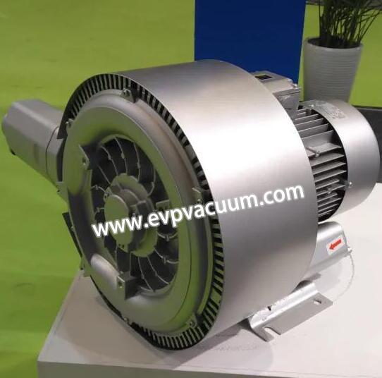 Air blower for soil remediatiom