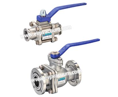 Ball valves in the piping system of the CATALYTIC cracking unit in the refining unit