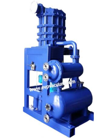 Claw vacuum pump for aerospace