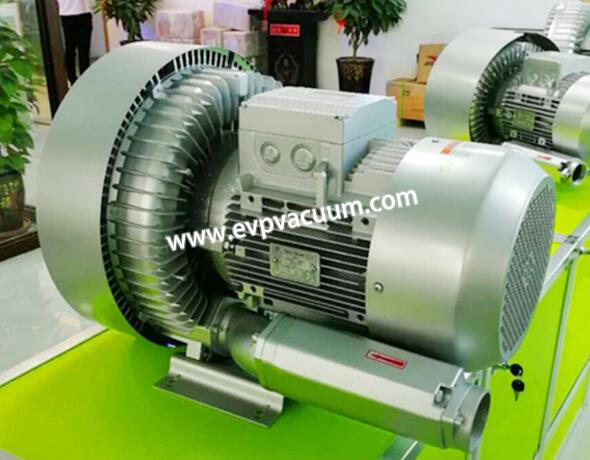 Environmental protection equipment blower selection