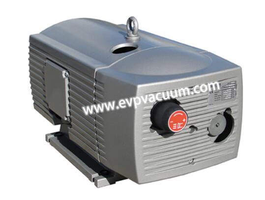 Oil free rotary vane vacuum pump for printing industry
