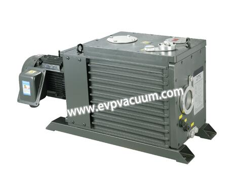 Two-Stage Oil Rotary Vane Pump