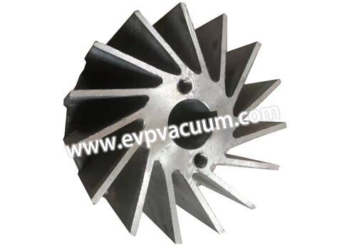 Vacuum pump impeller