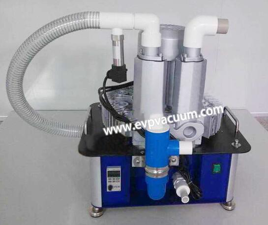 air blower for dental suction