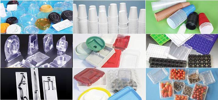 plastics and thermoplastic plastics