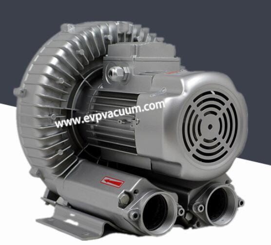 Air blower for grinding