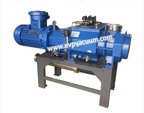Why dry oil-free screw vacuum pumps use electricity for power