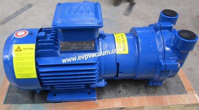 Vacuum pump solves organic pollution