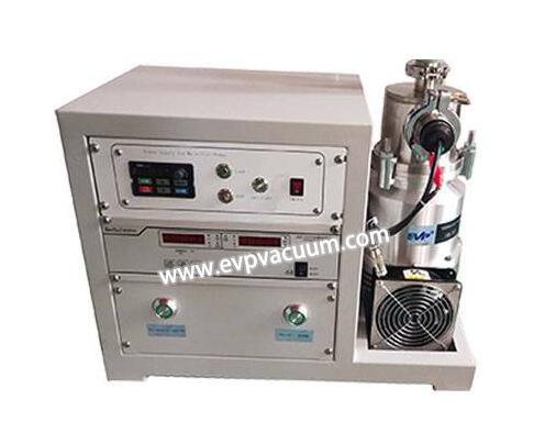 Molecular pump ultra high vacuum unit