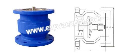 Silencing check valve installation instructions