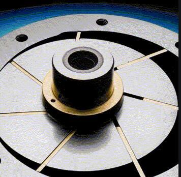 Vacuum pump rotary vane