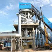 Vacuum pump system for Magnesium refinery