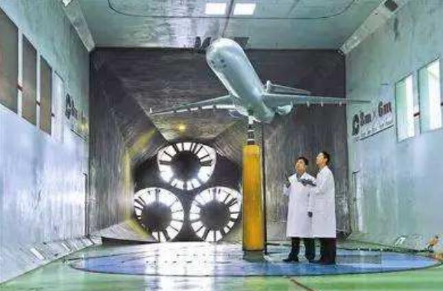 Wind tunnel experiment platform