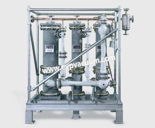 vacuum injection system