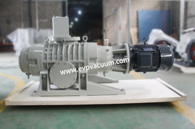 roots vacuum pumps of bitumen production plant