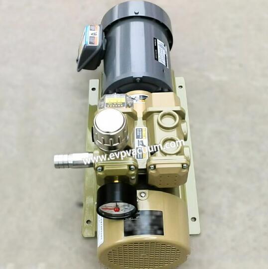 oil-free vacuum pump